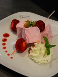 Erdbeer-Cube