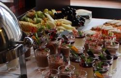 Früchte, leckerer Nachtisch und mehr