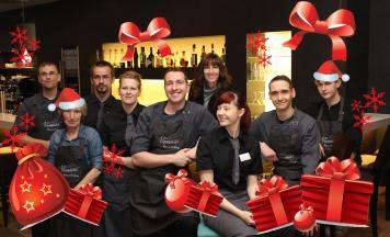 Team Weihnachten